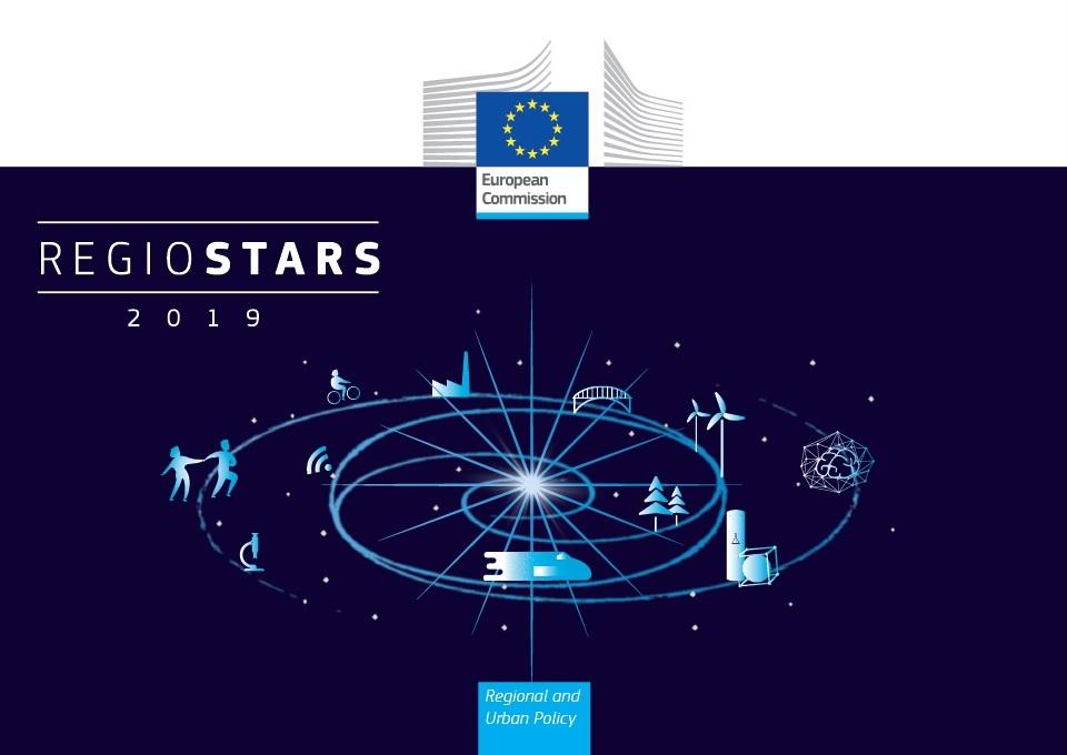 plakat wydarzenia Regiostars 2019